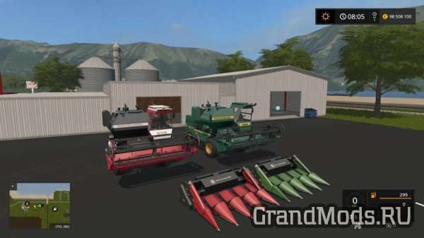 Rostselmash_Niva_Effect_Pack [FS17]