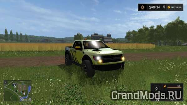 Ford F150 Raptor v1.0 [FS17]