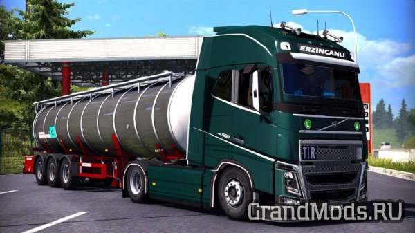 VOLVO FH SIMPLE EDIT V1.0 [ETS2]
