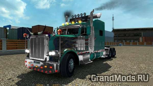 ATS Trucks Platinum Collection V 2.4 [ETS2]