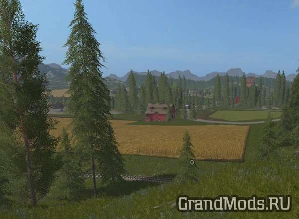 Карта Perkiomen Valley v1.0 [FS17]