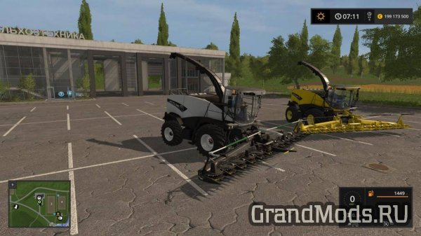 New Holland FR Pack v.1 [FS17]