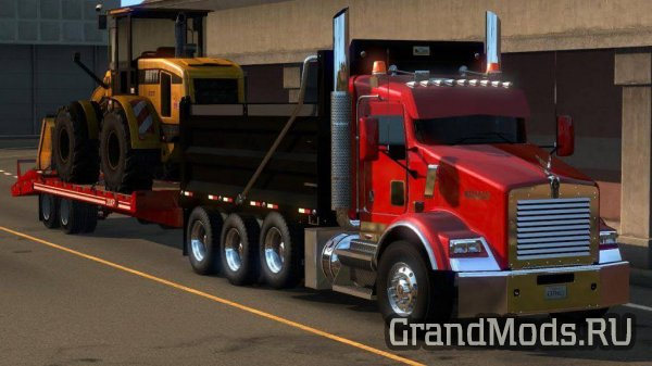Kenworth T800 2016 Edit v2.0 [ATS]