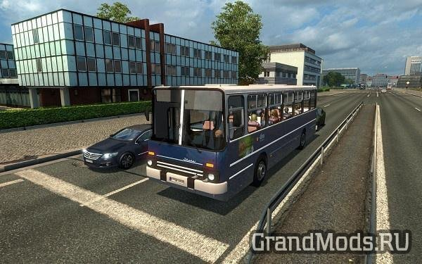 Ikarus in Traffic [ETS2]