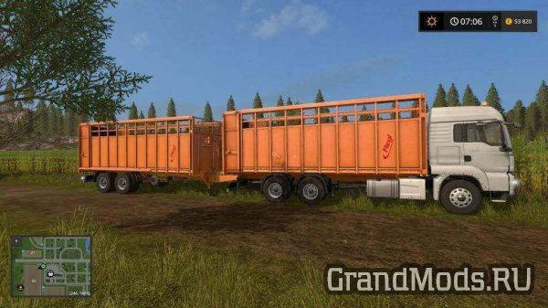 FLIEGL ANIMAL TRANSPORT PACK V 2.0 [FS17]