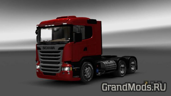 Scania Streamline R400 [ETS2]
