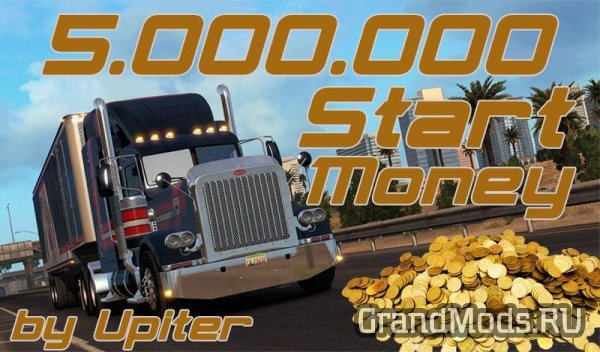 Start Money [ATS+ETS2]