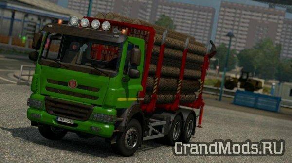 Tatra Phoenix V5.1 [ETS2]