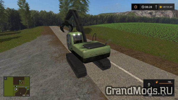 Погрузчик Swing LOADER [FS17]