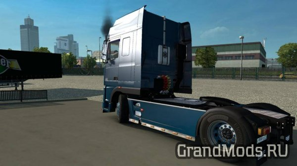 DAF XF 95 REWORKED [ETS2]