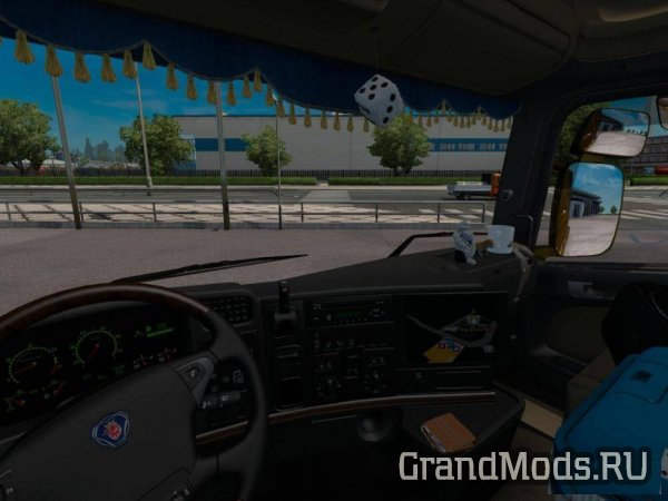 Scania R2008 Old [ETS2]