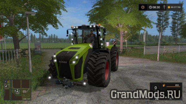 Claas Xerion Gold [FS17]