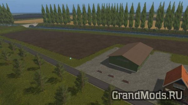 Dutch Polder v1.1.0.1 [FS17]