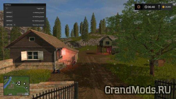 NOMAD farm 2017 v1.0 [FS17]