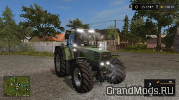 Fendt Favorit 500C v2 [FS17]