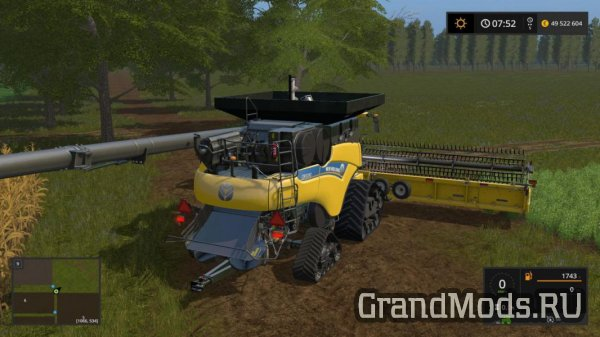New Holland CR 10.90 [FS17]