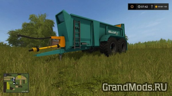 Rolland Roll Twin 205 v.1 Final [FS17]