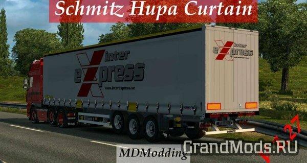 Schmitz Hupa Curtain [ETS2 1.31]