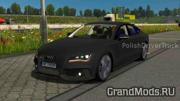 Audi RS7 v1.0 [ETS2 v.1.27]