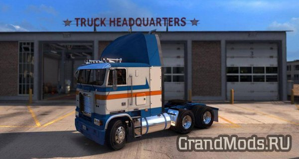 Freightliner FLB V2.0.1 edited by Harven [ATS]
