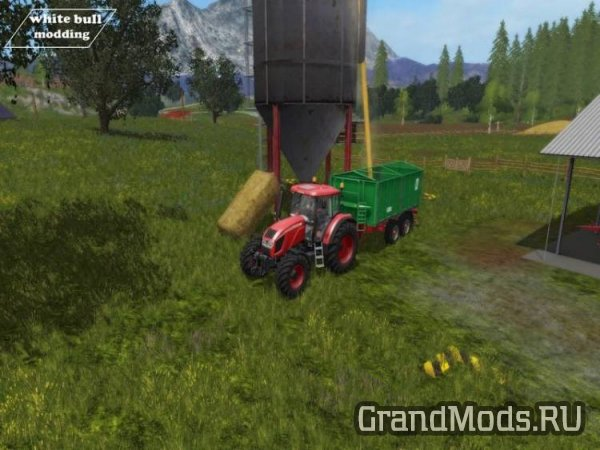 Карта Small and mountainous v1.0 [FS17]
