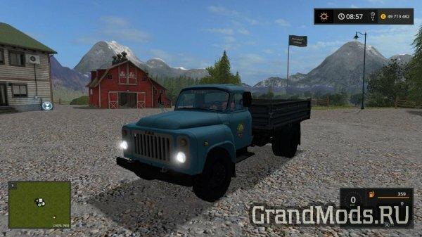 ГАЗ-53 [FS17]