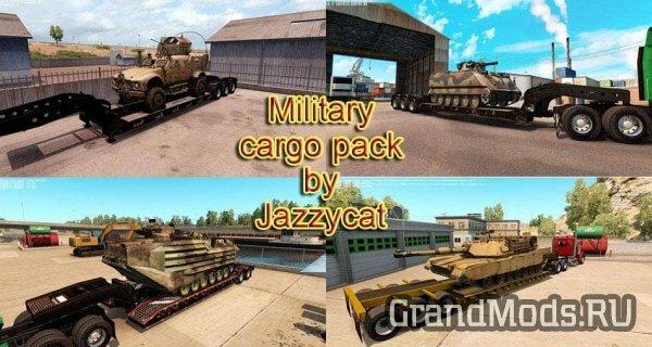 Military Cargo Pack v1.1.1 [ATS]