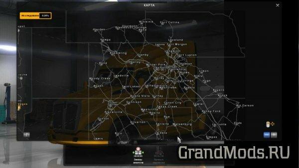 Mario map for ATS v.1.33 ( Upd.28.11.18) [ATS]