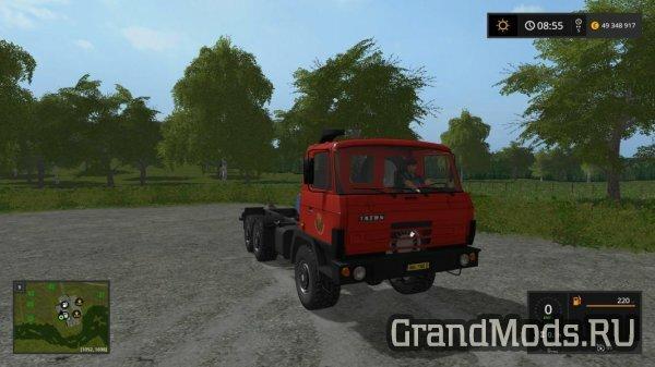 TATRA 815 Agro Pack v1.1 [FS17]