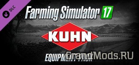 DLC KUHN Pack обновлен до v 1.1.0.0 [FS17]