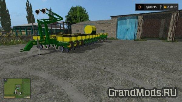 Сеялка John Deere 7200 24 Row Planter v1.0 [FS17]