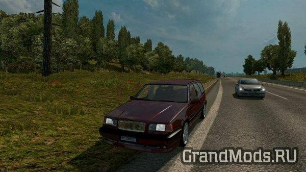 Volvo 850 v 1.0 [ETS2]