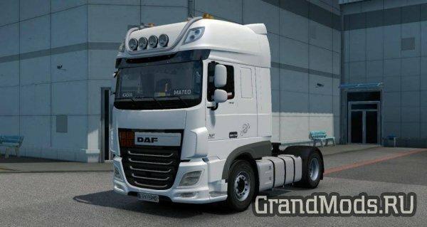 DAF XF 116 SSC EURO 6 [ETS2]