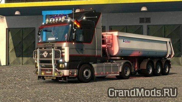 Scania 143m - Edit by Ekualizer v 5.0 [ETS2]