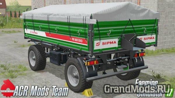 SIPMA PR800 EKO [FS17]