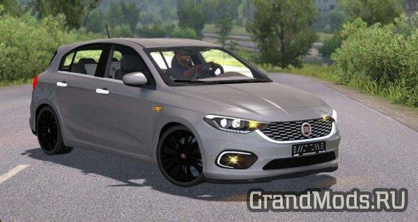 Fiat Egea v 2.0 [ETS2]