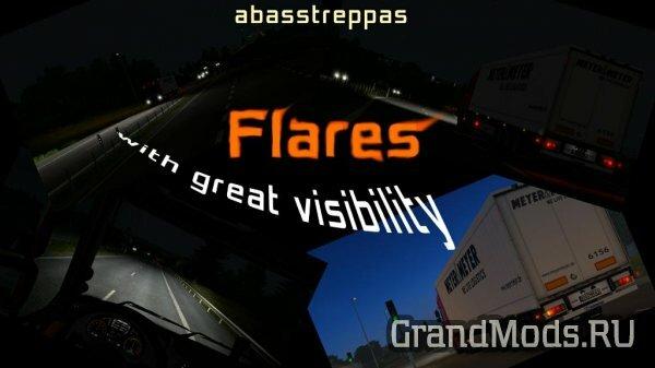 Abasstreppas Flare Pack v 1.1 [ETS2]
