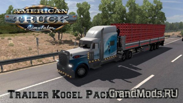 Trailer Kogel Pack 1.6 [ATS]