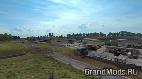 Project Going North v0.5.17 Beta [ATS]