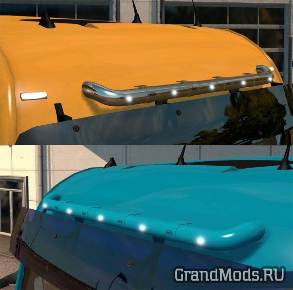 Light Fix Skylight for MAN v 1.0 [ETS2]