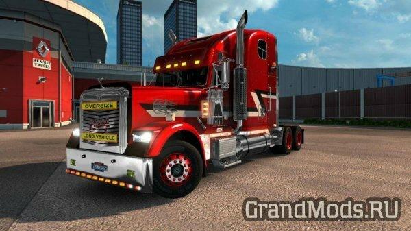 Freightliner Classic XL v 2.5 [ETS2]