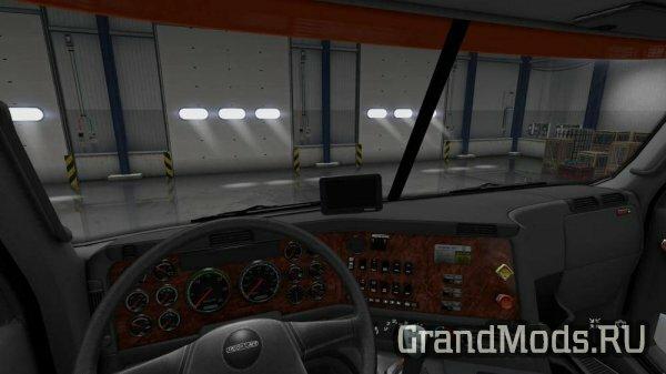 Freightliner Argosy Reworked v3.0 [ETS2]