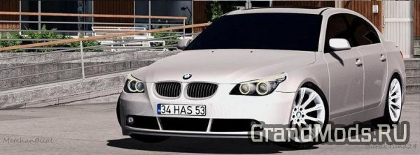 BMW 5 Series E60 Pack [ETS2]