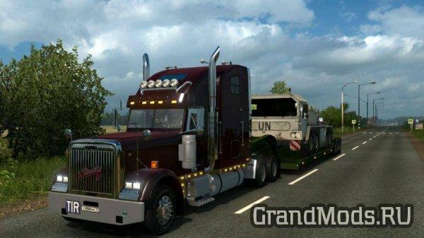 Freightliner Classic XL Reworked v2.3 [ETS2 v.1.27.x]