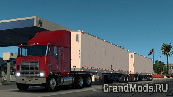 GREAT DANE 48 DOUBLE TRAILER V4.0 [ATS]