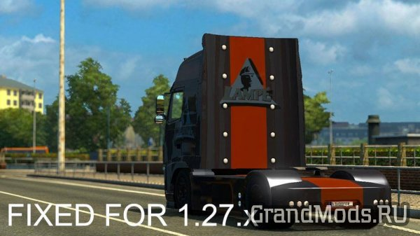 VOLVO FH THE XTREME FIXED [ETS2 v.1.27.X]