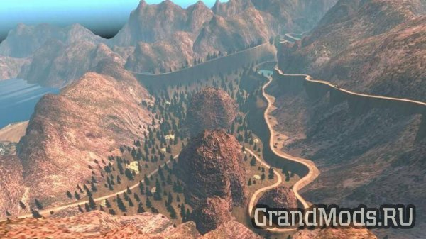 MOUNTAIN ROADS PART 2 V1.0 [ATS]