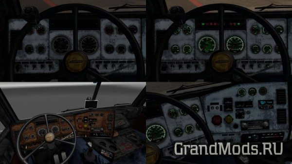 Freightliner FLB v1.27-1.6 FIX an MIX [ATS+ETS2]