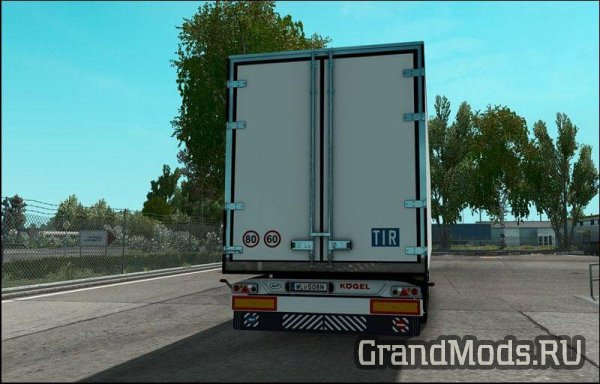 Kogel Trailer [ETS2 v.1.27.x]