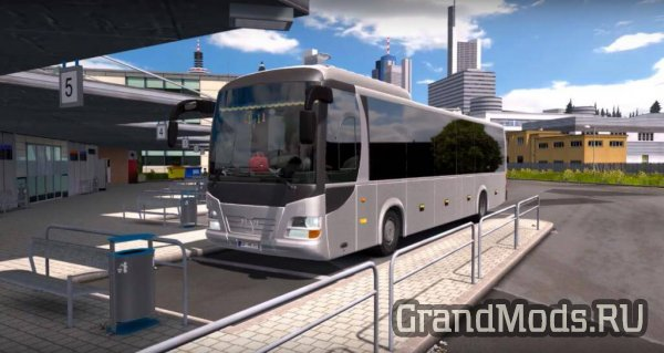 MAN Lion's Regio Bus [ETS2 v 1.27.x]
